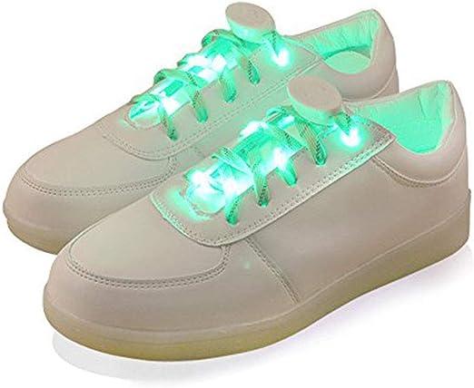 SAFETY LACES LED SHOELACES FLASHING LACES LACES SHOE LACES LIGHT-UP LACES