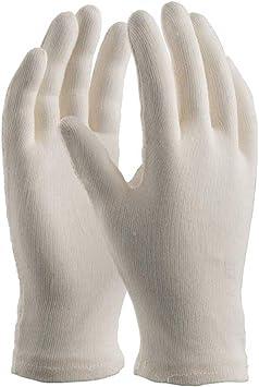 Orma 00101GC0U_12 - Guantes de trabajo, algodón natural: Amazon.es ...