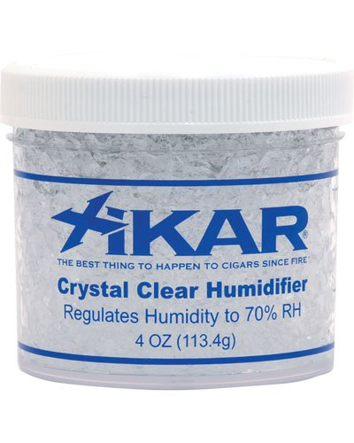 XiKAR 808Xi 4oz Cigar Humidifier Humidification Jar 3 Pack by Xikar