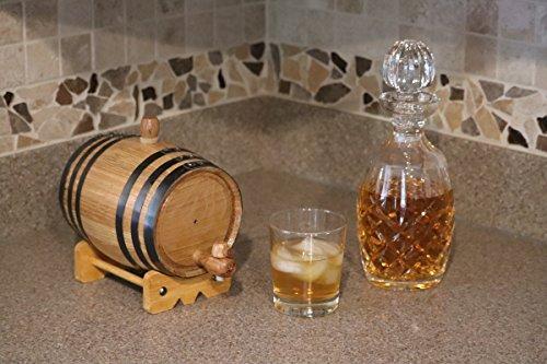 1-Liter American White Oak Barrel Whiskey Kit by Deep South Barrels (Image #5)
