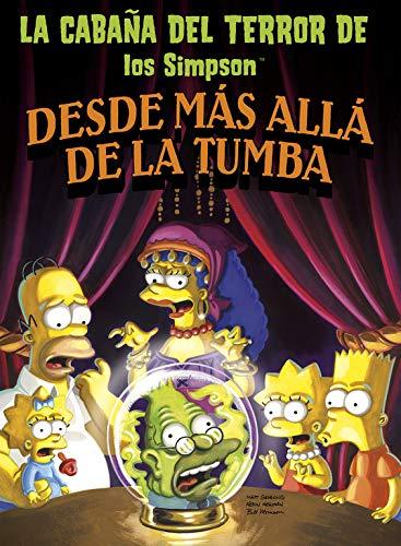 Desde más allá de la tumba La cabaña del terror de Los Simpson 1: Amazon.es: Groening, Matt: Libros