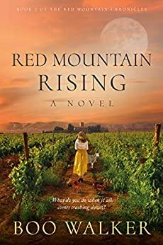 Red Mountain Rising Novel Chronicles ebook product image