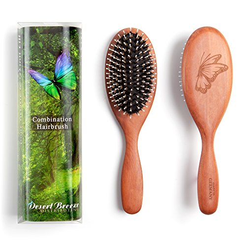boar hair and nylon brush - 8
