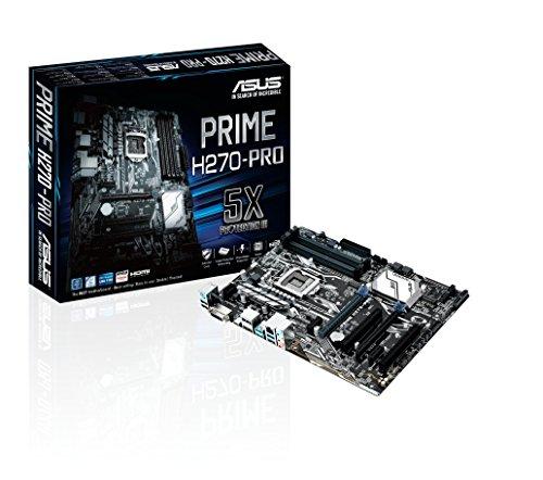 ASUS PRIME H270 PRO LGA1151 Motherboard
