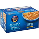 Kraft Easy Mac Macaroni & Cheese Dinner - 18 ct.   (38.7 oz)