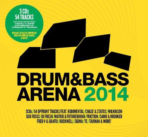 Drum & Bass Arena 2014 / Various