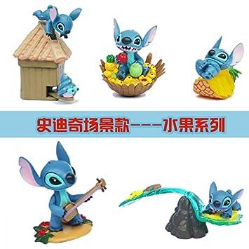 jxxcsmaa Decoración Decoración De Escritorio Lilo & Stitch ...