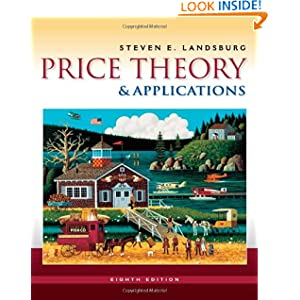 Price Theory and Applications (with Economic Applications, InfoTrac 2-Semester Printed Access Card)