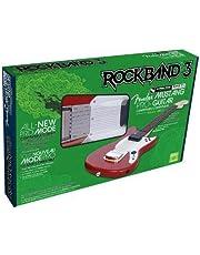 Portable, Rock Band 3 Wireless Fender Mustang PRO-Guitar Controller for Xbox 360 PlatformForDisplay: Xbox 360 Consumer Electronic Gadget Shop