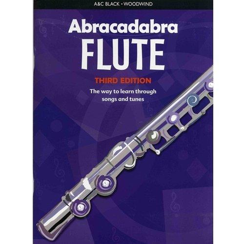 Abracadabra flute 3rd edition.