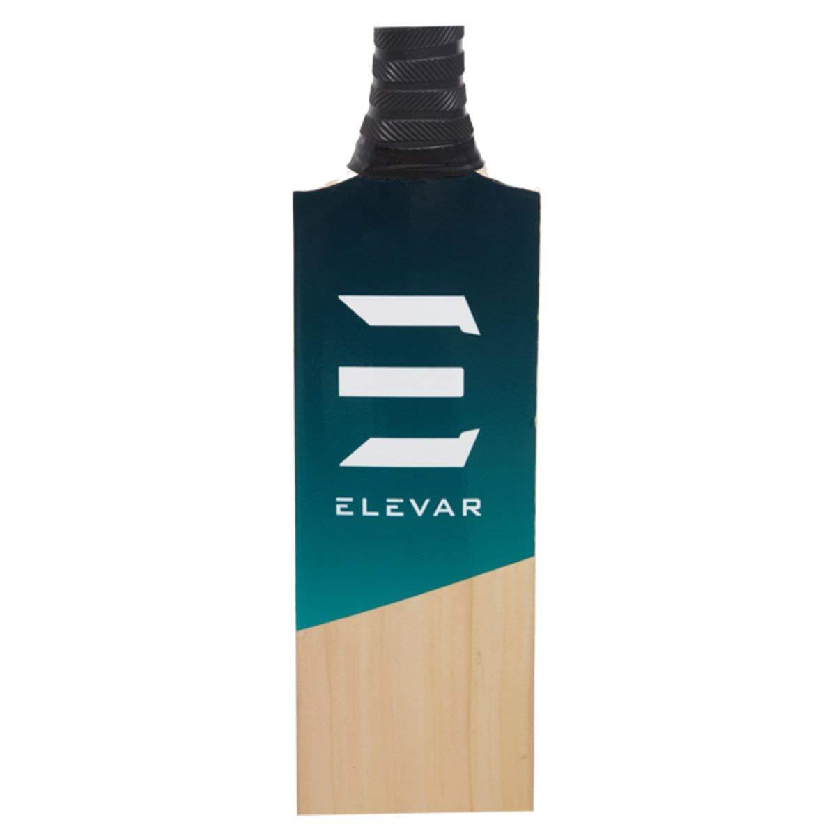 Kashmir Willow Bat for Season /& Hard Tennis Ball ELEVAR Kashmir