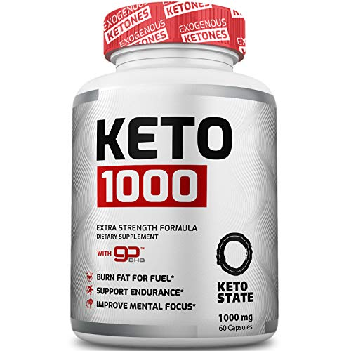 Keto Fat Burner goBHB :: Patented goBHB Beta-Hydroxybutyrate