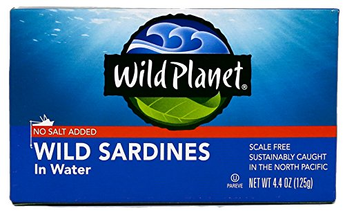 Top 9 recommendation wild caught sardines in water for 2020