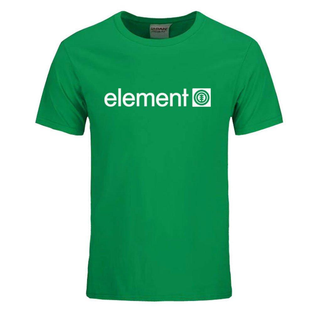 BOMOVO Element Slim Fit Crew Neck Camisetas Polo De Manga Corta ...
