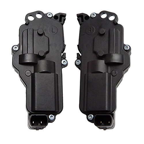 Ford F150 Door Lock Actuators Left and Right For F150 F250 F350 F450 F550 Lincoln Mercury 6L3Z25218A43AA 6L3Z25218A42AA 00 Ford Ranger Truck Door