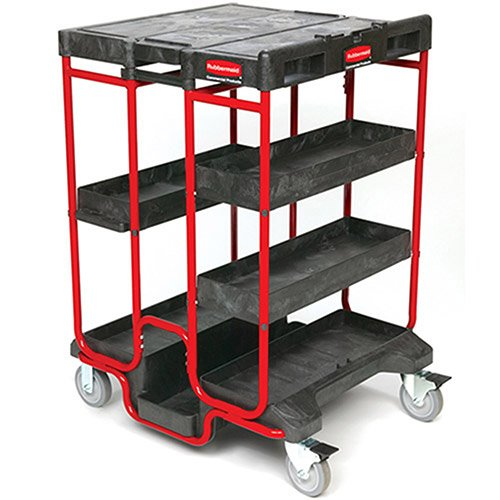 RUBBERMAID Ladder Cart - 42