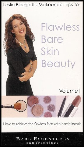 (Flawless Bare Skin Beauty: How to Achieve the Flawless Face with BareMinerals [Leslie Blodgett's Makeunder Tips) VHS VIDEO)