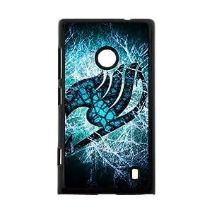DIY Fairy Tail Anime Custom Case Shell Cover for Nokia Lumia 520