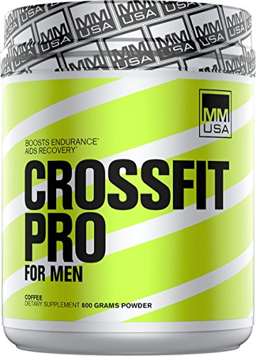 MMUSA CROSSFIT PRO THERMOGENIC HEAT SHOCK PROTEIN EXTREME ENERGY CATALYST, 800 g.