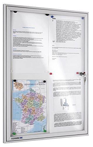 Legamaster 631747Display 7Economy Whiteboard Indoor 9x A4 by Legamaster