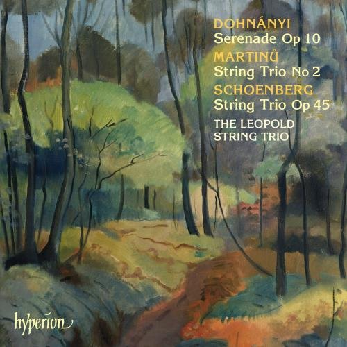 p.10; Martinu: String Trio No.2 (Leopold Trio)