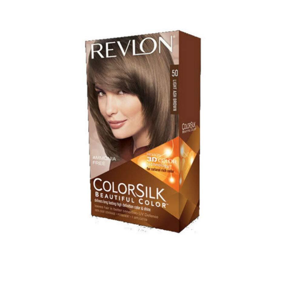 Colorsilk Permanent Haircolor - Light Ash Brown (50/5A)
