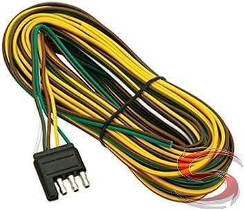 Amazon.com: 20' Wishbone Flat-4 Trailer Wiring Harness #108820: AutomotiveAmazon.com