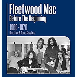 Before The Beginning – 1968-1970 Rare Live & Demo Sessions