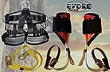 Evoke Gear Tree Climbing Spike Set Aluminum Pole