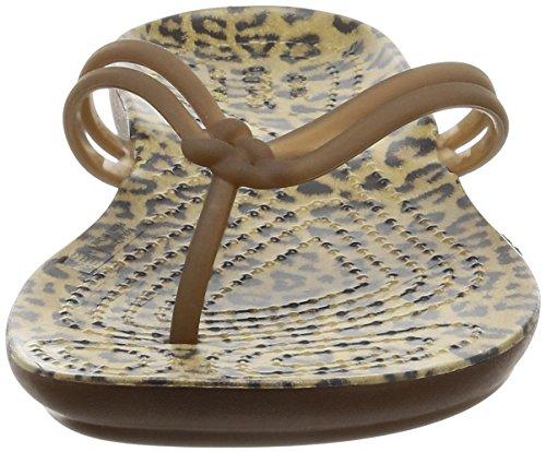 Vari Graphic Infradito Isabella Crocs leopardo Colori Donna n8xI5z