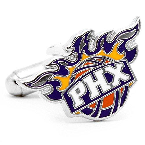 NBA Phoenix Suns Cufflinks by Cufflinks