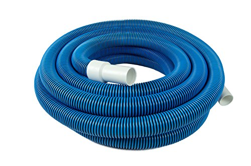 "Poolmaster 33430 1-1/2"" x 30' In-Ground Vacuum Hose - Classic Collection"