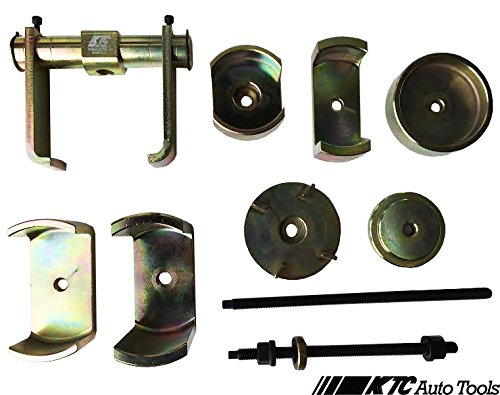 MERCEDES BENZ (W221) REAR SUBFRAME FRONT/REAR BUSH REMOVAL/INSTALLATION TOOL SET Rear Bush Installation Tool
