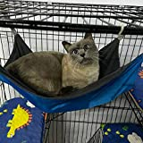Metacrafter Cat Hammock Hamster Hanging Toy, Small
