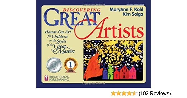 Discovering Great Artists Pb