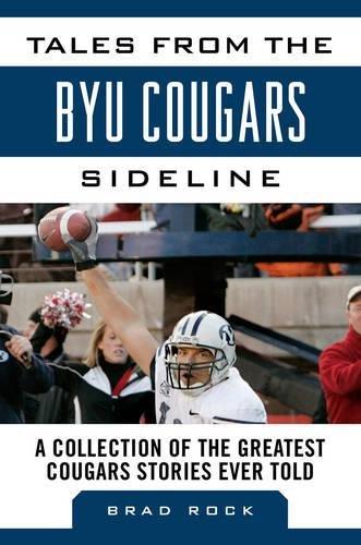 byu football book - 2