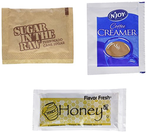 Coffee Go Bundle Packets Condiments