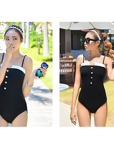 ZQ Mujer Diving Suit UV Bañador Bikini bañadores de capa sun-protective medusas ropa de manga larga traje, xl, extra-large xl