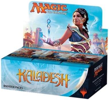 Magic The Gathering MTG-KLD-BD-EN Caja Expositor de Kaladesh, Pack ...