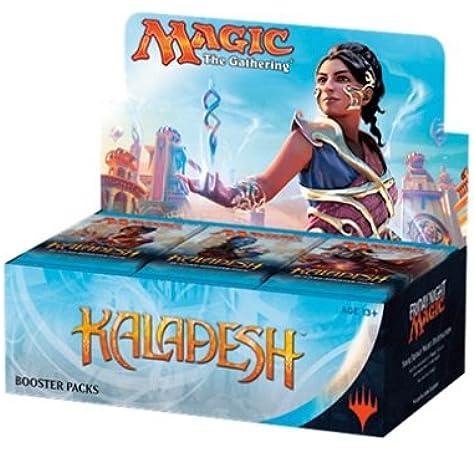 Magic The Gathering MTG-KLD-BD-EN Caja Expositor de Kaladesh, Pack de 36: Amazon.es: Juguetes y juegos