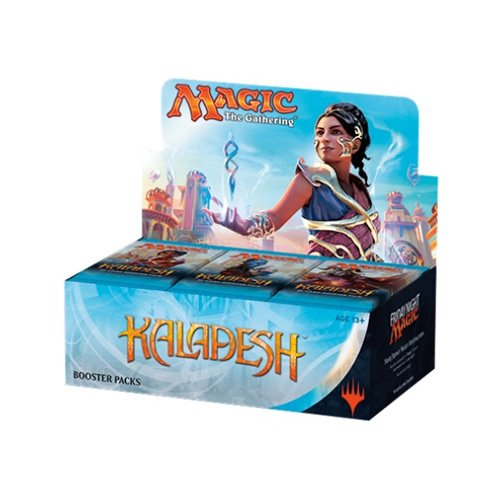 Magic The Gathering: Kaladesh Sealed Booster Box by Magic: the Gathering