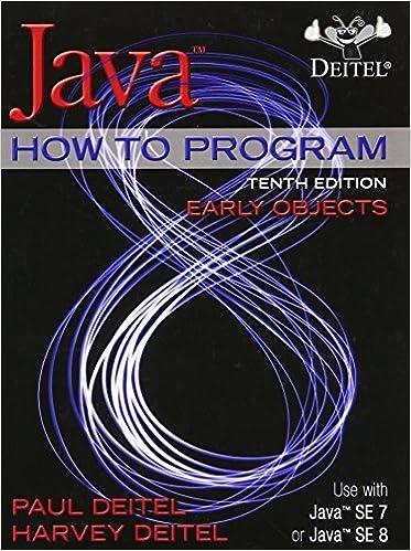 Deitel Java How To Program 6th Edition Pdf