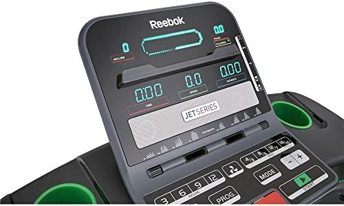 Reebok Jet 200 + Bluetooth Unidad de Banda, Negro, One Size ...