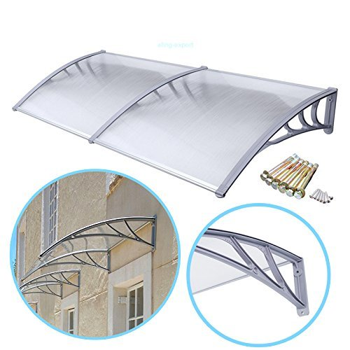 Smartxchoices Overhead Window Awning Protection