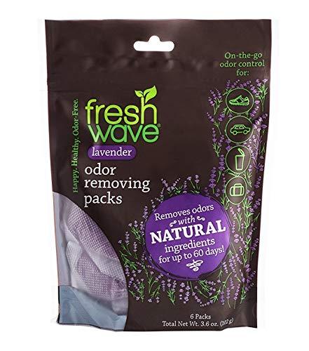 Fresh Wave Lavender Odor Removing Packs, Bag of -