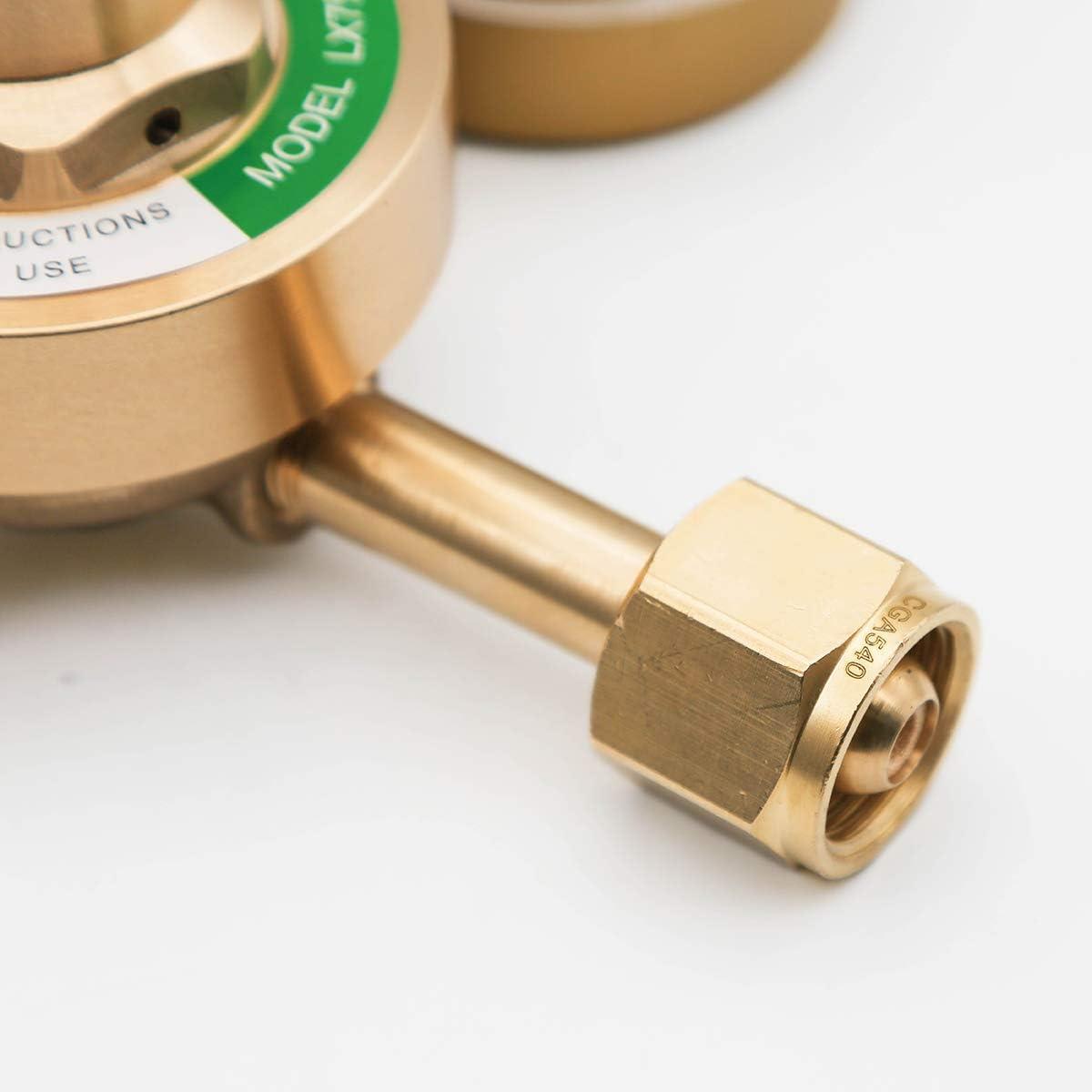 LX75//88 Oxygen Regulator CGA540 Medium Duty