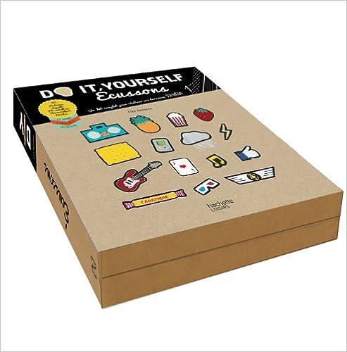 Livre Coffret écussons: Un kit complet pour réaliser ses écussons soi-même pdf