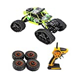 1:18 RC Car Off-Road Vehicles, Remote Control Electric Racing Car, Double Drive Toy Car Snow...