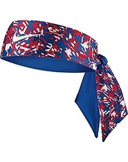 Amazon.com  NIKE Dri-Fit Head Tie 2.0  Sports   Outdoors 8011cb2d848