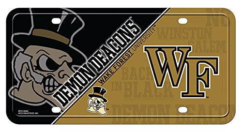 ncaa-wake-forest-demon-deacons-metal-auto-tag